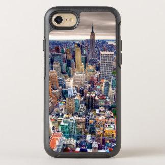Empire State Building e Midtown Manhattan Capa Para iPhone 7 OtterBox Symmetry