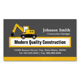 Empresa de construção civil profissional moderna