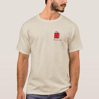 Empresa T caixa Ltd do monstro Camiseta