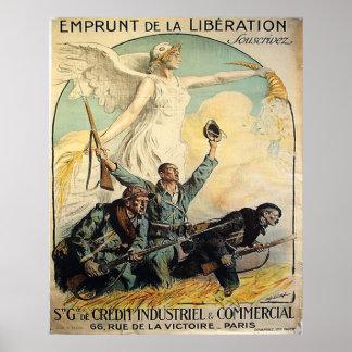 Emprunt de la Libertação Poster