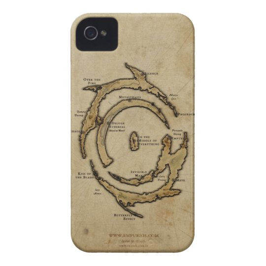 Empürios - Cyclings | iPhone 4 Case-Mate Barely Th