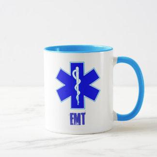 EMT/estrela da vida - caneca