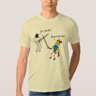 En Garde! Vanguarda! T-shirt