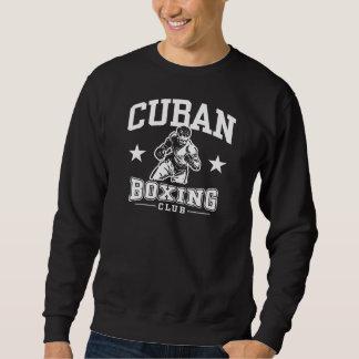 Encaixotamento cubano moletom