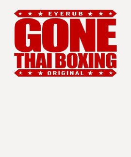 ENCAIXOTAMENTO TAILANDÊS IDO - tailandês de Muay: T-shirt