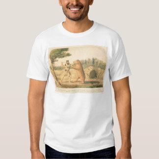 Encontro do urso de Hollister (0547A) T-shirt