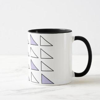 Enegreça a arte combinado da caneca de 11 onças