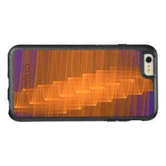 Energia alaranjada de Otterbox para o iPhone 6