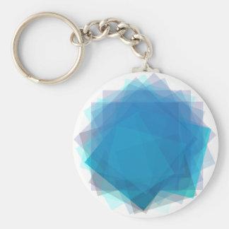 Energia azul chaveiros