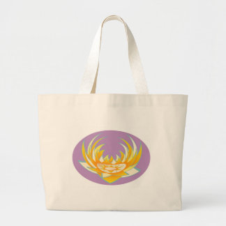 Energia de Goodluck HolyPurple Lotus Bolsa Para Compras