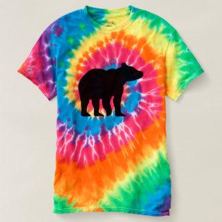 Energia do urso camiseta