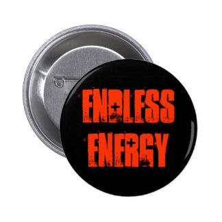 Energia infinita bóton redondo 5.08cm