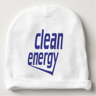 Energia limpa gorro para bebê