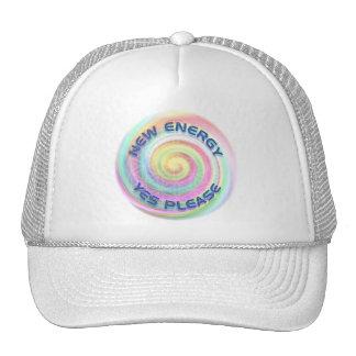 ENERGIA NOVA - SATISFAÇA SIM BONÉS
