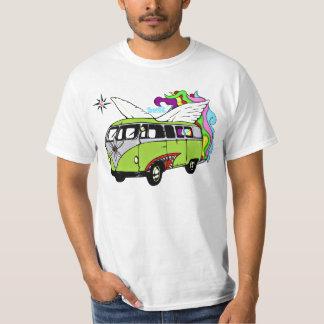 ENFAMTREE- o fazer move o ônibus do bombardeiro Camisetas