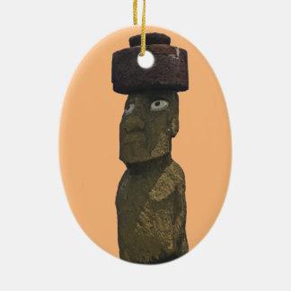 Enfeites de natal 1 de Moai