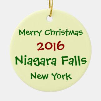 ENFEITES DE NATAL 2016 NOVOS DE NIAGARA FALLS NEW
