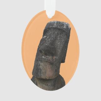 Enfeites de natal 2 de Moai