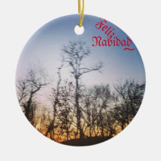 Enfeites de natal (Adorno de Navidad)