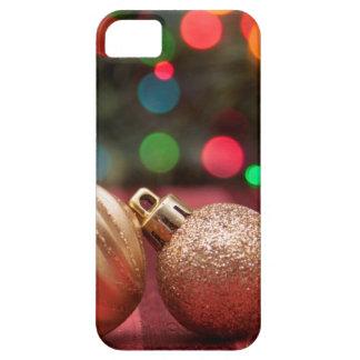 Enfeites de natal capas para iPhone 5