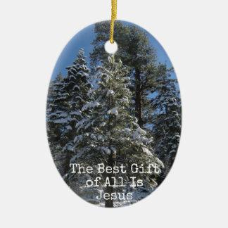 Enfeites de natal cristãos - o melhor presente