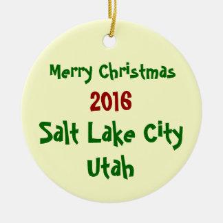 ENFEITES DE NATAL CUSTOMIZÁVEIS novos de Salt Lake
