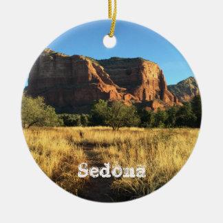 Enfeites de natal da arizona de Sedona