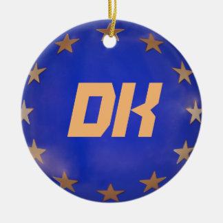 Enfeites de natal da União Europeia de Dinamarca