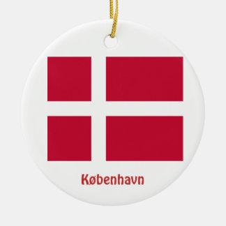 Enfeites de natal de Copenhagen* Dinamarca