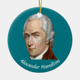 Enfeites de natal de Hamilton