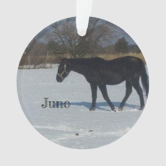 Enfeites de natal de Juno