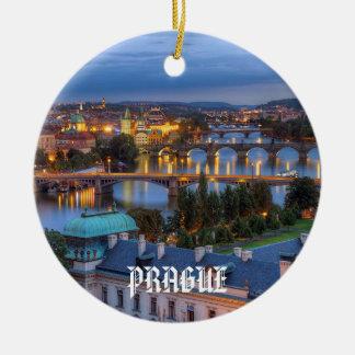Enfeites de natal de Praga