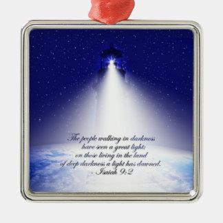 Enfeites de natal do 9:2 de Isaiah