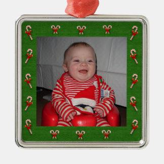 Enfeites de natal do bebê