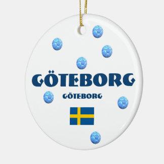 Enfeites de natal do futebol de Göteborg