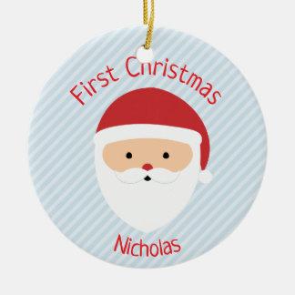 Enfeites de natal do papai noel - escolha sua cor!
