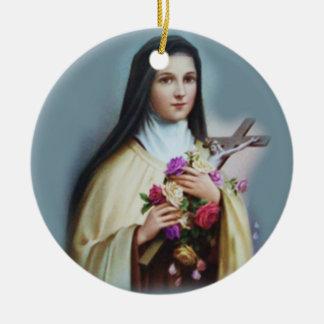 Enfeites de natal do St. Therese