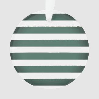 Enfeites de natal retros novos: listras velhas