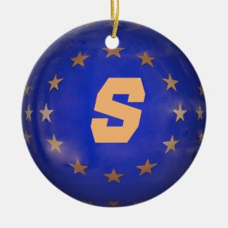 Enfeites de natal suecos da UE