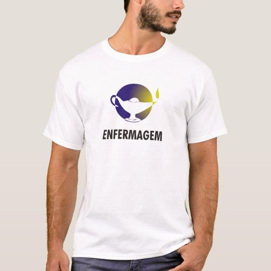 Enfermagem Camiseta
