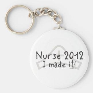 Enfermeira 2012 - Eu fi-lo! Chaveiro