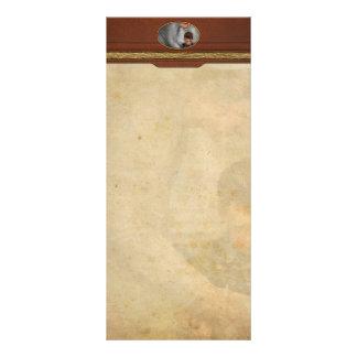 Enfermeira - espírito 1939 da emenda 10.16 x 22.86cm panfleto