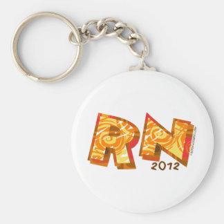 Enfermeira nova do RN 2012 Chaveiro