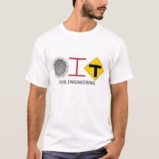 Engenharia civil de OIT Camiseta