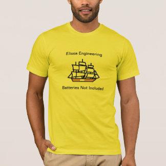 Engenharia de Elissa Camiseta