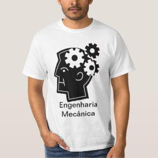 Engenharia Mecanica Camiseta