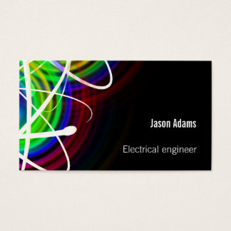 Engenheiro electrotécnico - cartão de visita
