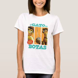 Engodo Botas do EL Gato Camiseta