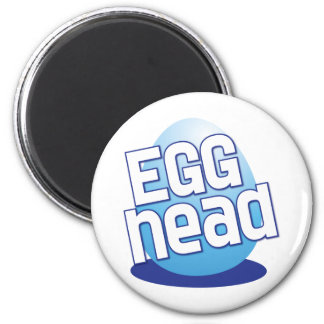 engraçado calvo da páscoa principal do ovo ímã redondo 5.08cm