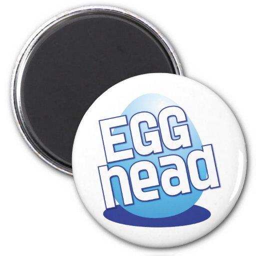 engraçado calvo da páscoa principal do ovo imã